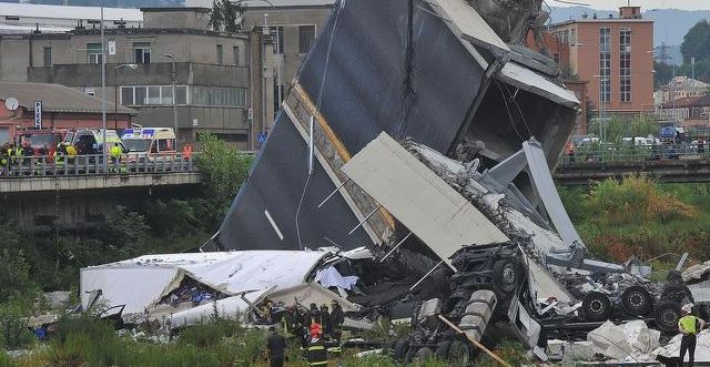 Italy buries bridge collapse dead as outrage simmers