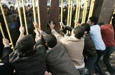 Egypt Police Crack Down On MB Students