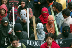 Bolivian riots overwhelm opposition
