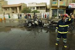 Scores killed in Baghdad attacks