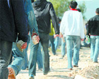'Crime does pay' for growing number of disillusioned youth