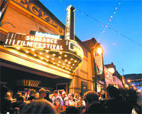 From dogs to buskers to zombies, Sundance?s menu of highlights