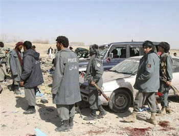 Governor says 80 killed in Afghan attack