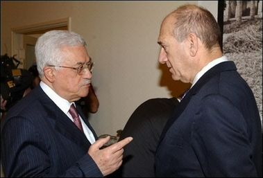Abbas-Olmert to meet on Tuesday: officials