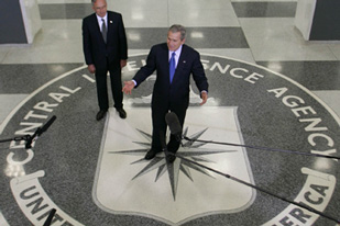 'CIA set up 12 firms to penetrate Islamic org after 9/11'