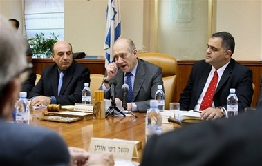 Israel increases protection for its ministers