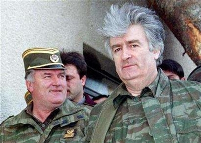 Police search homes of alleged Karadzic's supporters