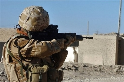Dutch soldier felled by friendly fire in Afghanistan