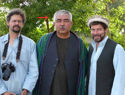 Afghan prosecutor summons chief of staff Dostum