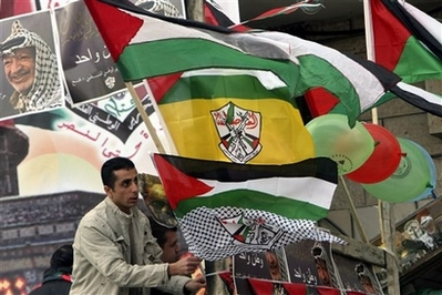 Palestinian official calls for Kosovo-style independence dec.