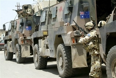 Australia's troops to leave Iraq by June