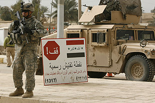 US soldier guilty in Iraqi death