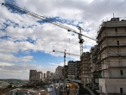 Israel prevents Palestinian building in West Bank