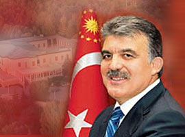 Gül sends message to Castro