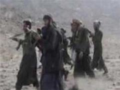 Taliban Fortifying Afghan Positions