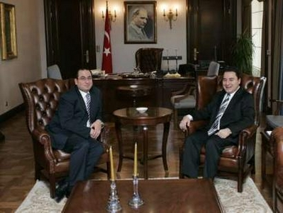 Babacan, Jordanian FM hold joint press conference