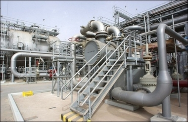 Egypt-Syria gas link nears completion