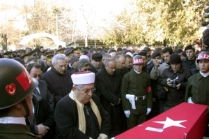 Turkey buries first soldiers killed in PKK operation