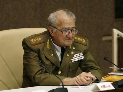 Raul Castro appoints new chief of Cuban armed forces