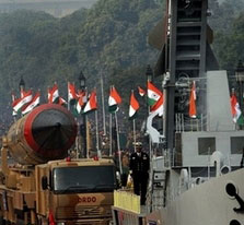 India test fires nuclear-capable underwater missile