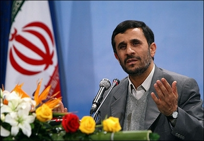 Top cleric praises Ahmadinejad on atom case