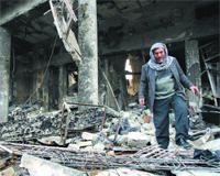 Iraq vows action after truck bomb kills 135
