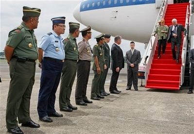Indonesia builds new Air Force base