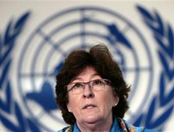 U.N. rights chief plans to step down