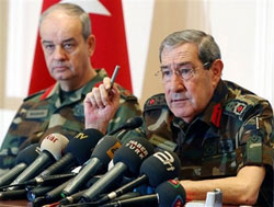 Turkish Army: 'Operation could last one day or year'