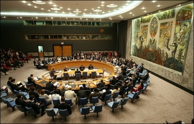 UNSC set to adopt sanctions against Iran on Monday