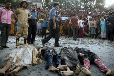 Bangladesh ferry death toll rises to 45