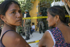 Mexican police killed in attack
