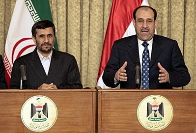 Ahmadinejad to oversee series of Iran-Iraq deals
