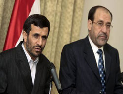 Ahmadinejad: US-led foreign forces must quit Iraq