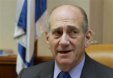 Olmert: 'Military attacks in Gaza will continue'