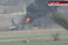 Helicopter confirmed down in Iraq