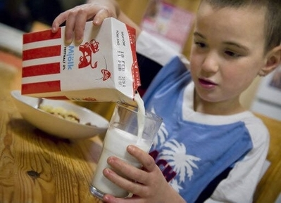 Severely milk-allergic kids can be desensitized