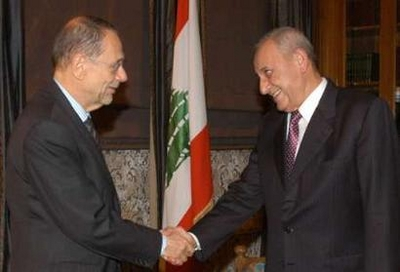 Solana says EU backs Arab plan for Lebanon