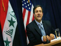 Iranian delegation in Iraq for US talks