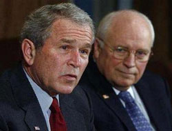 US towns vote to arrest Bush and Cheney