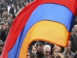 Protest in Yerevan against transit price hike
