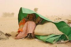 Please send UN troops, say desperate refugees in Chad