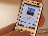 Sound future for music on mobiles