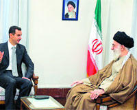 Khamenei: US will lose in the Middle East