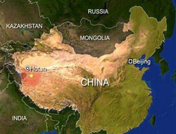 Three Chinese officials knifed to death in Xinjiang -report