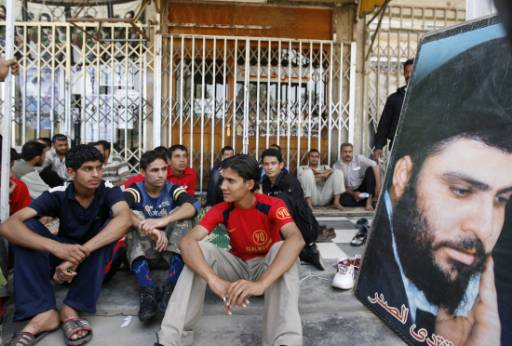 Iraq's Sadr threatens 'civil revolt' in protest of US attacks