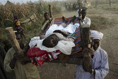 Ban stresses risk to UN in Chad