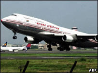 India state airlines set to merge