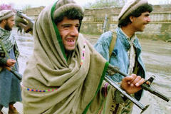 Afghan commanders rally for amnesty
