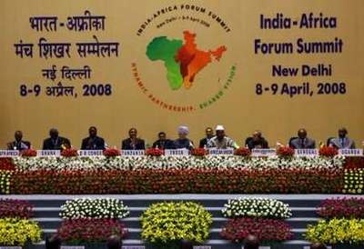 Food security top agenda in first India-Africa summit